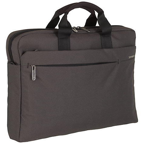 "Buy Samsonite Network 2 10.2"" Laptop Bag Online at johnlewis.com"