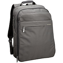 "Buy Samsonite Network 2 Large 17.3"" Laptop Backpack Online at johnlewis.com"