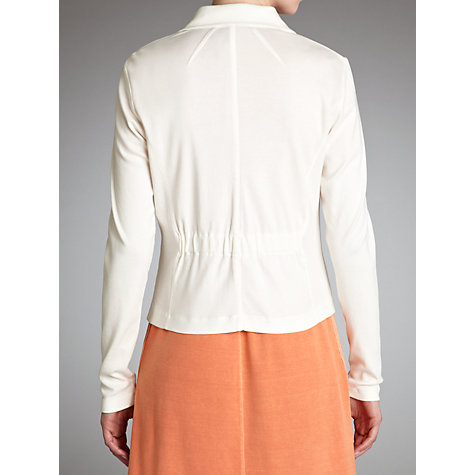 Buy Sandwich Linen and Jersey Mix Jacket Online at johnlewis.com