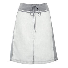 Buy Sandwich Linen and Jersey Skirt Online at johnlewis.com