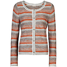 Buy Sandwich Stripe Cotton Cardigan Online at johnlewis.com