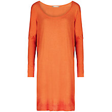 Buy Sandwich Slouchy Tunic Dress, Mandarin Online at johnlewis.com