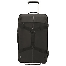 Buy Samsonite Uni Lite 2-Wheel Cabin Duffle Bag Online at johnlewis.com
