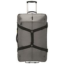 Buy Samsonite Uni Lite 2-Wheel Large Duffle Bag Online at johnlewis.com