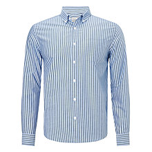 Buy John Lewis Oxford Bengal Stripe Long Sleeve Shirt Online at johnlewis.com