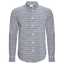 Buy John Lewis Multi Gingham Oxford Long Sleeve Shirt Online at johnlewis.com