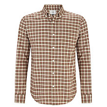 Buy John Lewis Classic Oxford Check Long Sleeve Shirt Online at johnlewis.com