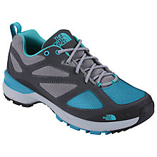 Buy The North Face Women's Blaze Hiking Shoes, Grey/Blue Online at johnlewis.com