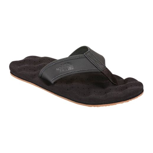 The North Face Men's Base Camp Leather Flip Flops