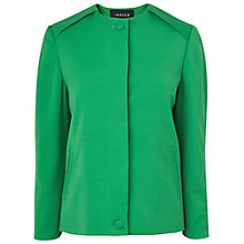 Buy Jaeger Cocoon Jacket, Green Online at johnlewis.com
