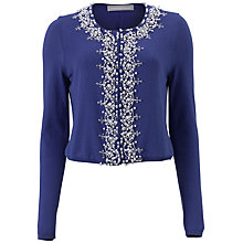 Buy Fenn Wright Manson Leonara Cardigan, Blue Online at johnlewis.com