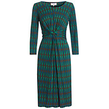 Buy allegra by Allegra Hicks Star Dress, Teal Online at johnlewis.com