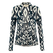 Buy Havren Aztec Print Cardigan Online at johnlewis.com