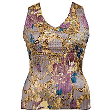 Buy Chesca Floral Print Camisole Online at johnlewis.com