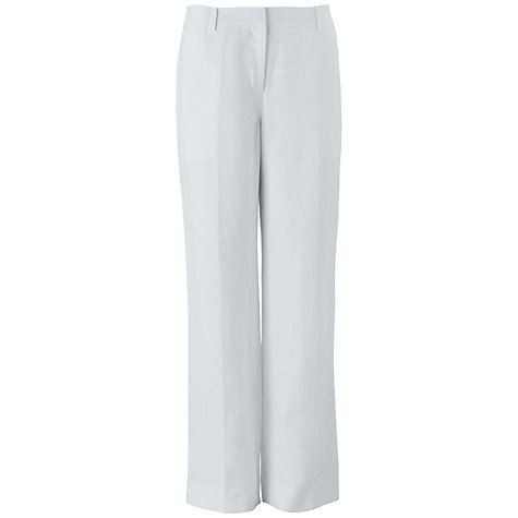 Buy Fenn Wright Manson Erin Trousers, White Online at johnlewis.com
