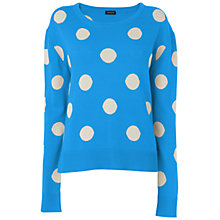 Buy Jaeger Large Spot Jumper Online at johnlewis.com