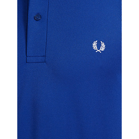 Buy Fred Perry Men's Taped Detail Tennis Shirt Online at johnlewis.com