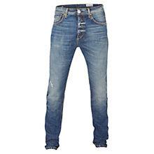 Buy Selected Homme Five Rico Tapered Jeans Online at johnlewis.com