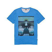 Buy Ted Baker Dreamar Graphic Print T-Shirt Online at johnlewis.com