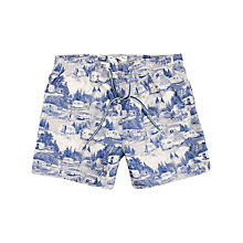 Buy Ted Baker Ortis Holiday Swim Shorts Online at johnlewis.com