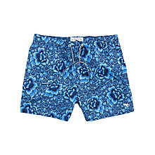 Buy Ted Baker Rubicon Floral Print Swim Shorts Online at johnlewis.com