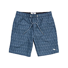 Buy Ted Baker Lydo Pattern Swim Shorts Online at johnlewis.com