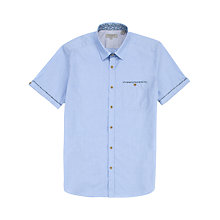 Buy Ted Baker Pingty Short Sleeve Shirt Online at johnlewis.com