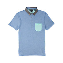 Buy Ted Baker Vibeing Polo Shirt Online at johnlewis.com