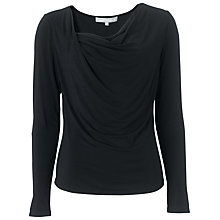Buy Fenn Wright Manson Shelley Top, Black Online at johnlewis.com
