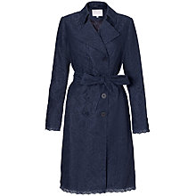 Buy Fenn Wright Manson Casablanca Coat, Blue Online at johnlewis.com