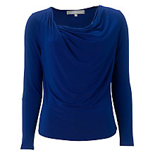 Buy Fenn Wright Manson Shelley Top, Blue Online at johnlewis.com
