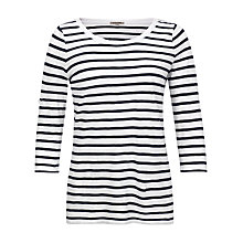 Buy Jigsaw Striped Top Online at johnlewis.com