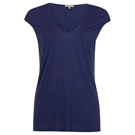 Buy Jigsaw V-Neck T-Shirt Online at johnlewis.com
