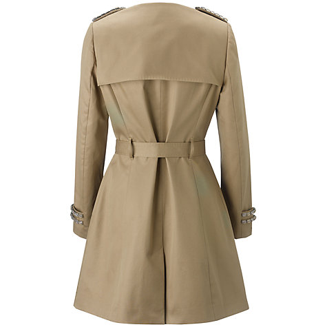Buy Fenn Wright Manson Colette Coat, Neutral Online at johnlewis.com