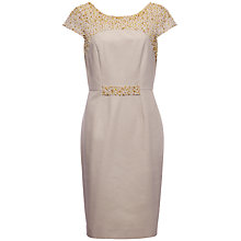 Buy Fenn Wright Manson Genevieve Dress, Pink Online at johnlewis.com