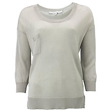 Buy Fenn Wright Manson Dawn Jumper, Silver Online at johnlewis.com