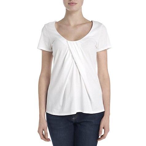 Buy Jigsaw Suki Modal Cotton T-Shirt Online at johnlewis.com