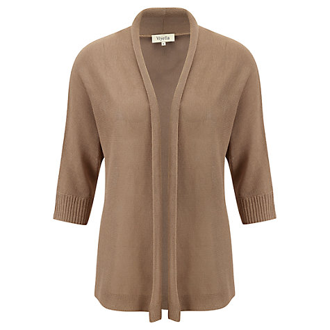 Buy Viyella Edge to Edge Cardigan Online at johnlewis.com