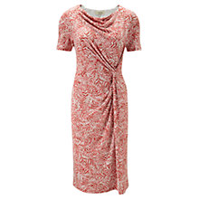 Buy Viyella Petite Fern Print Dress Online at johnlewis.com