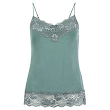 Buy Jigsaw Long Lace Vest Online at johnlewis.com