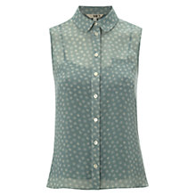 Buy NW3 by Hobbs Loops Shirt, Lichen Multi Online at johnlewis.com