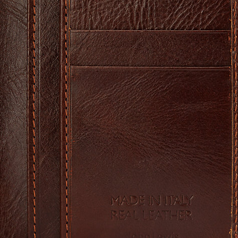 Buy John Lewis Made in Italy Leather Breast Wallet Online at johnlewis.com
