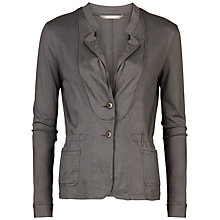 Buy Sandwich Lightweight Jersey Jacket, Steel Grey Online at johnlewis.com