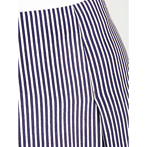 Buy Toast Sailor Stripe Skirt Online at johnlewis.com