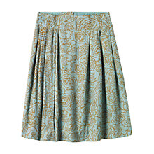 Buy Toast Marlo Floral Jacquard Skirt Online at johnlewis.com