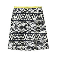Buy Toast Tribal Print Skirt Online at johnlewis.com