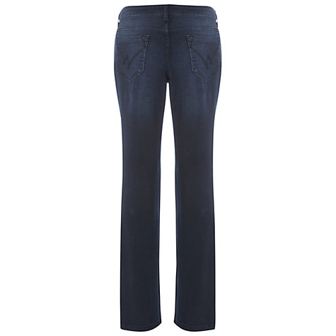 Buy White Stuff Penny Denim Jeans, Regular Length, L79cm Online at johnlewis.com