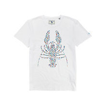 Buy Ted Baker Loboar Lobster Graphic T-Shirt Online at johnlewis.com