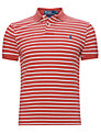 Polo Ralph Lauren Custom Fit Stripe Polo Shirt