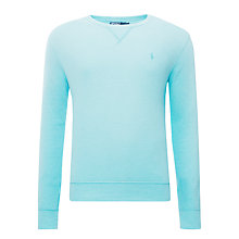 Buy Polo Ralph Lauren Crew Neck Jersey Jumper Online at johnlewis.com